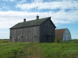 De Kalb Co. Twin Barns