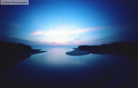 watermarked pinhole sunset 2