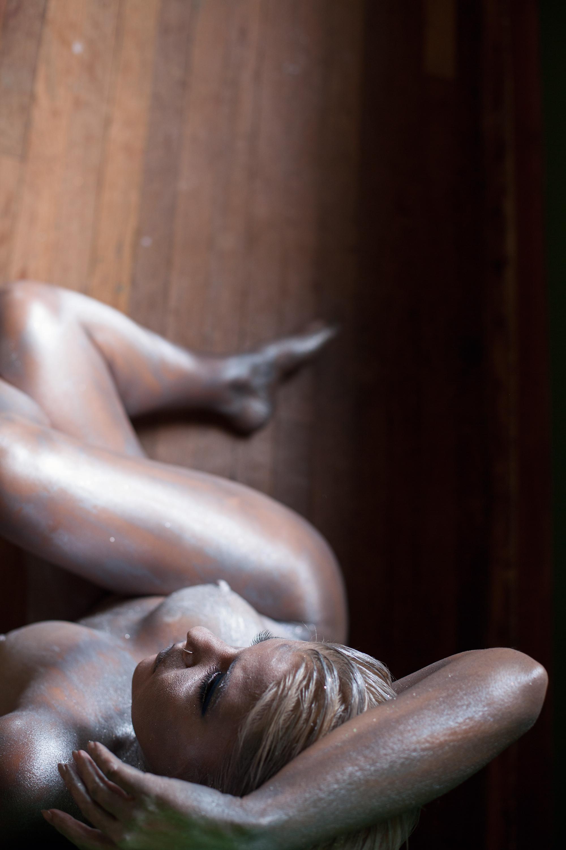 taken self Nude photography
