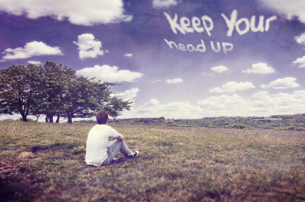 Keep Your Head Up Broken Light A Photography Collective
